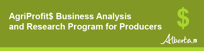 AgriProfit$ Beef/Crops Business Analysis and Research Program