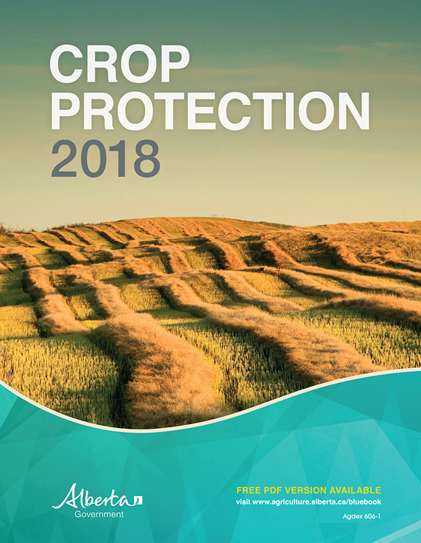 Agriculture and Forestry : PPS - Crop Protection 2018